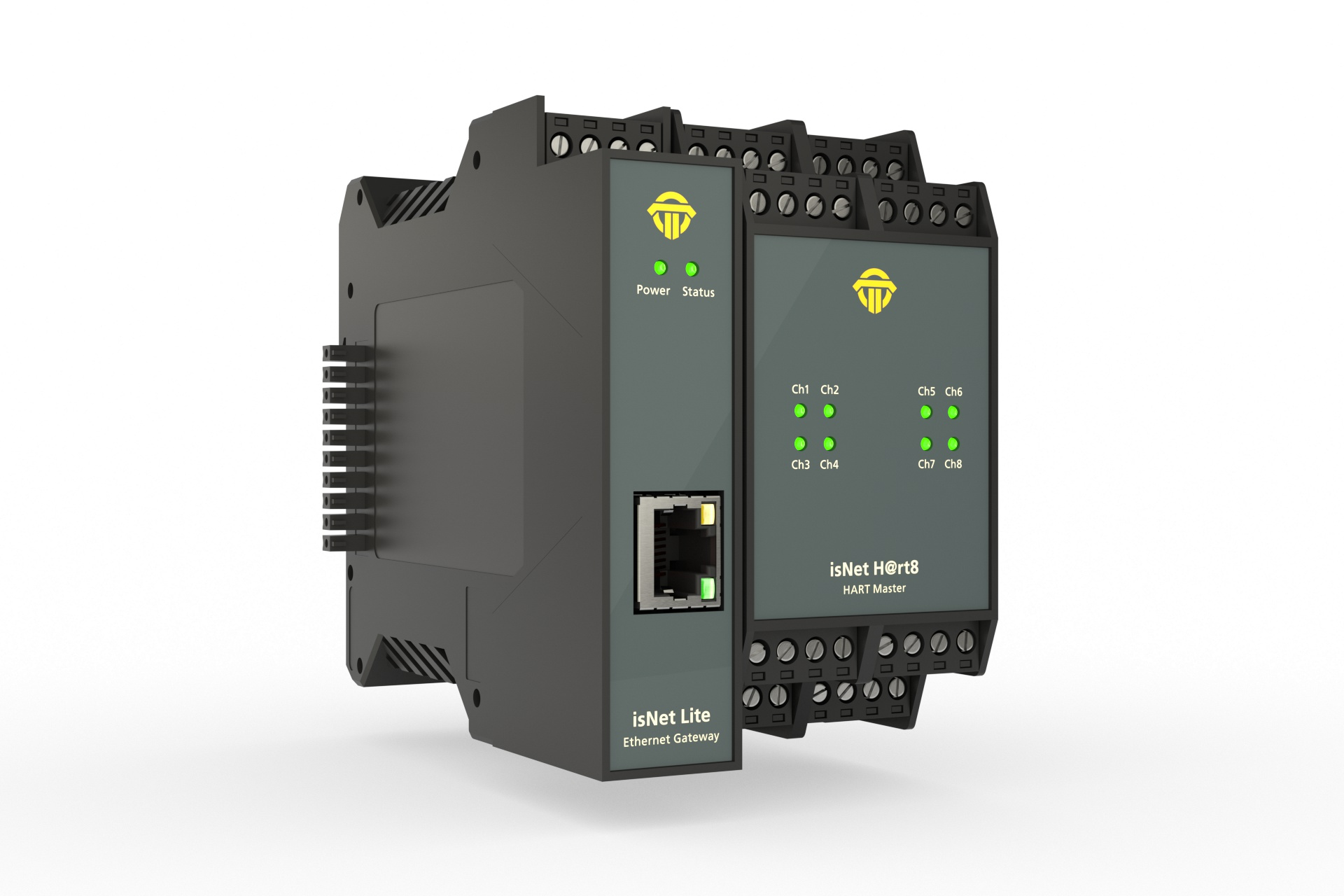 HART Gateway for PROFIBUS
