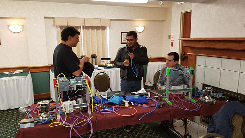 profibus network training